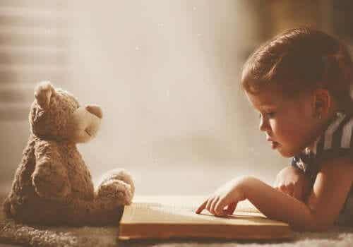 독서 그리고 아동의 정서적 처리 과정