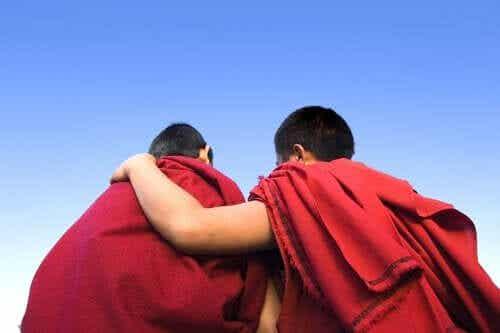 과학자들을 놀라게 한 티베트 승려들