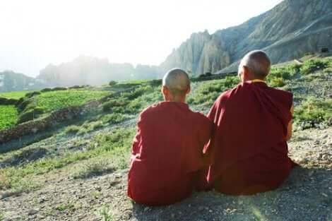벤슨의 티베트 승려들