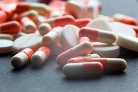 정신건강에 가장 영향력 있는 향정신성 약물