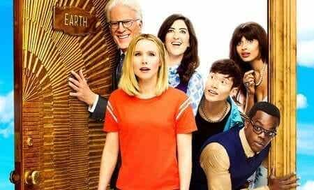 TV 시리즈 '굿 플레이스': 피할 수 없는 것을 받아들이기