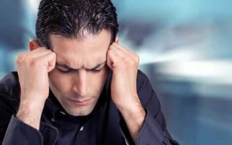 스트레스의 분자 발자국
