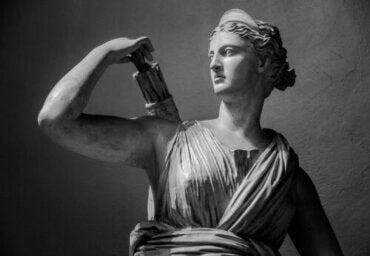 자연의 여신 아르테미스의 신화