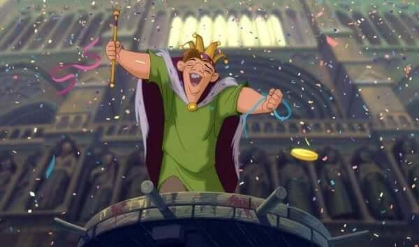 노트르담의 꼽추: 디즈니의 가장 어두운 이야기