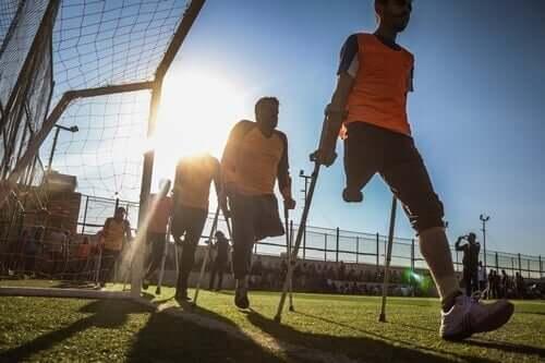 장애인: 더 포용적인 미래를 기대한다