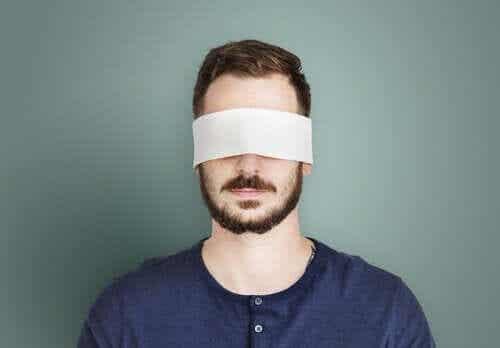 보이지 않는 고릴라: 고전적인 지각 실험
