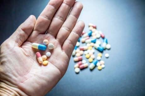 항불안제와 최면제의 남용
