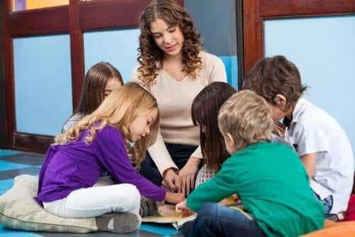 재미있는 유아 교육을 위한 가치 나무 활용
