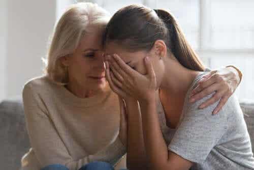 가정사 때문에 불행한 결말을 맞이하게 될까?