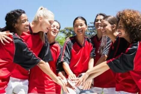 여성 스포츠의 심리 사회적 환경