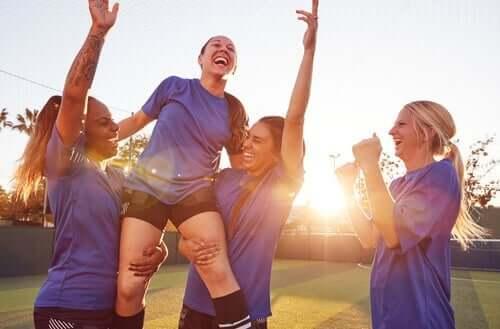 스포츠와 여성: 그 어느 분야보다 뚜렷한 유리 천장
