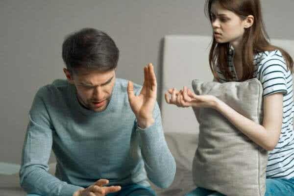 관계에서 적대감은 무엇이며 어떻게 나타나는가