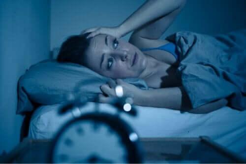 야간 불안을 없애는 방법