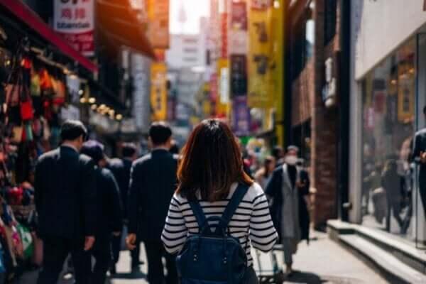 문화충격의 다양한 단계