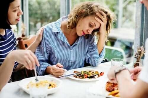 식욕 정서적 스트레스