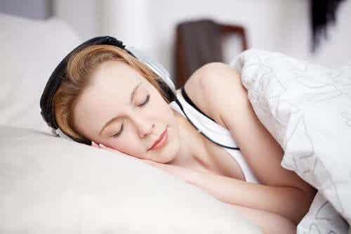 수면에 도움이 되는 좋은 소음, 백색 소음