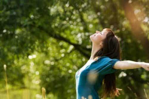 자연은 우리의 스트레스를 덜어 줄까?