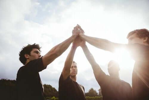 팀 스포츠와 개인적 발전의 연관성
