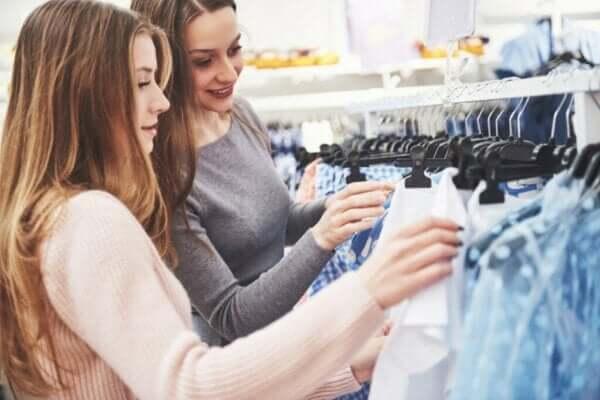 옷 가게에서 흘러나오는 음악이 소비자에게 미치는 영향