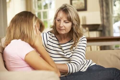 섭식 장애 자녀와의 대화