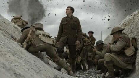 영화 1917: 하나의 시퀀스에 담긴 괴로움