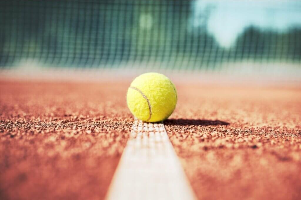 자기 평가 및 동기 부여와 관련한 테니스 심리학과 신체 능력의 자각
