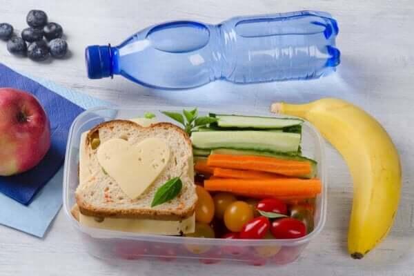 건강한 습관을 식생활