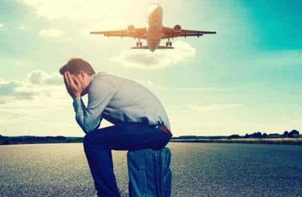 여행 공포증 또는 호도포비아란 어떤 장애일까?