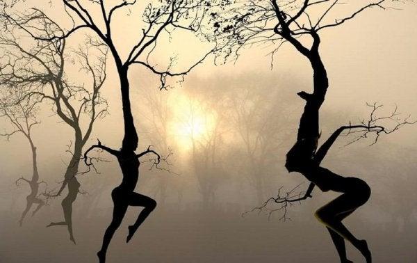 행복한 삶을 위한 선택: 날개와 뿌리