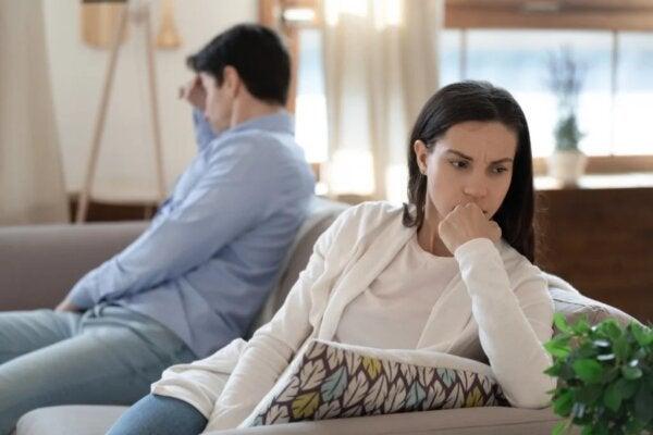 연인 관계 속 커뮤니케이션 장애