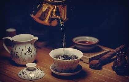 일본의 차를 마시는 의식, 차도